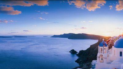 圣托里尼岛