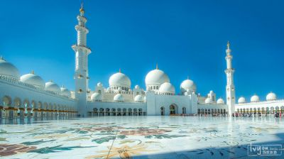 阿布扎比大清真寺