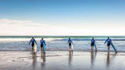 冲浪者天堂海滩