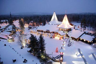 北极村圣诞老人之家