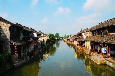 乌镇、西塘自由行2日游