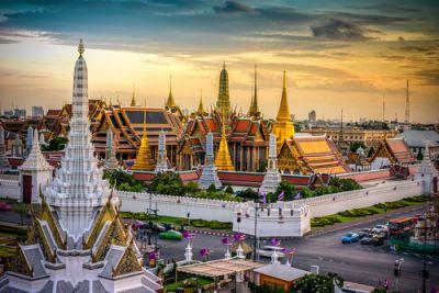 曼谷+芭提雅+沙美岛5晚6天