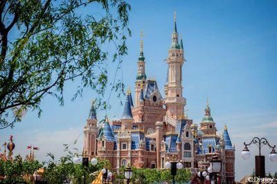迪士尼乐园奇幻童话城堡.海昌极地海洋世界3日