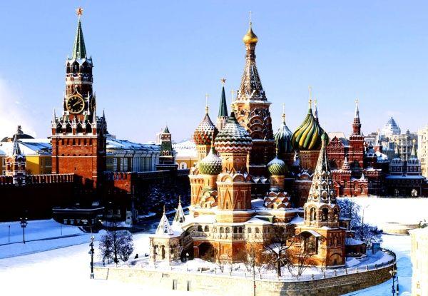 俄罗斯璀璨金环9日之旅