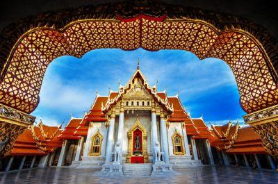 泰国 曼谷芭提雅双飞6日游