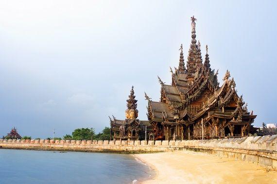 泰国曼谷+芭提雅+沙美岛6晚7日游
