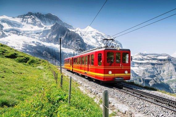 清新瑞士全景9日游