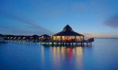马尔代夫太阳岛5晚7日游
