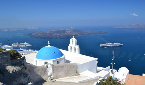 希腊一地 8天