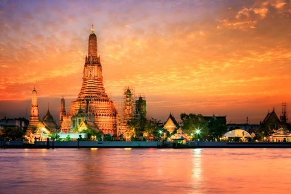 泰国超值尊享5晚6日游