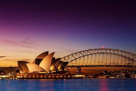 澳大利亚、新西兰南北岛12日之旅