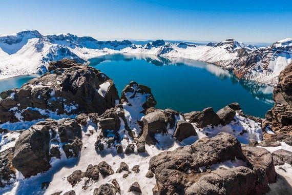魅力冰城哈尔滨、激情滑雪亚布力、中国雪乡、伏尔加庄园、长白山天池、雾凇岛、吉林双飞7日游