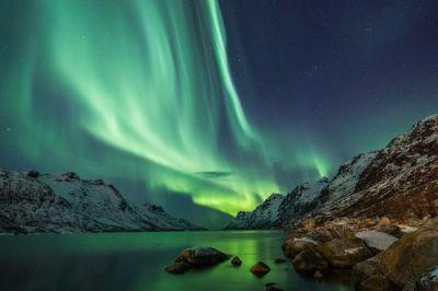 芬兰雪域极光之旅10天