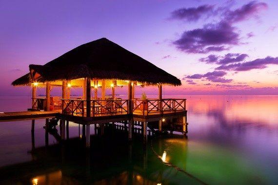 马尔代夫双鱼岛5晚7日游
