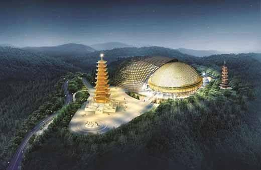 """牛首山文化旅游区,""""美丽乡村""""—黄龙岘古茶村一日"""
