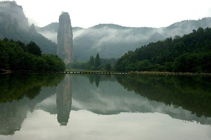 丽水云和梯田、古堰画乡箬寮、仙都鼎湖峰双高3日游