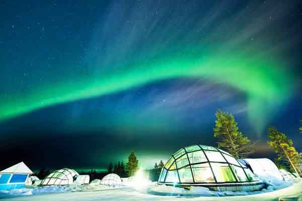 北欧+冰岛双飞10日游